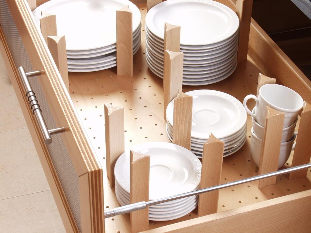 Emejing Schubladeneinsätze Küche Variabel Ideas ...
